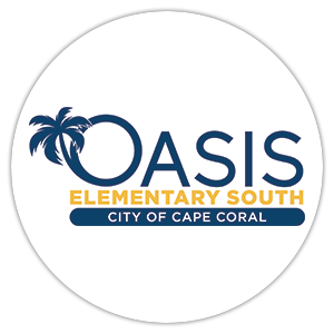 Oasis Elementary South Logo